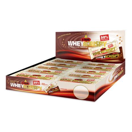 X-TREME WHEY CRISPY White Chocolate