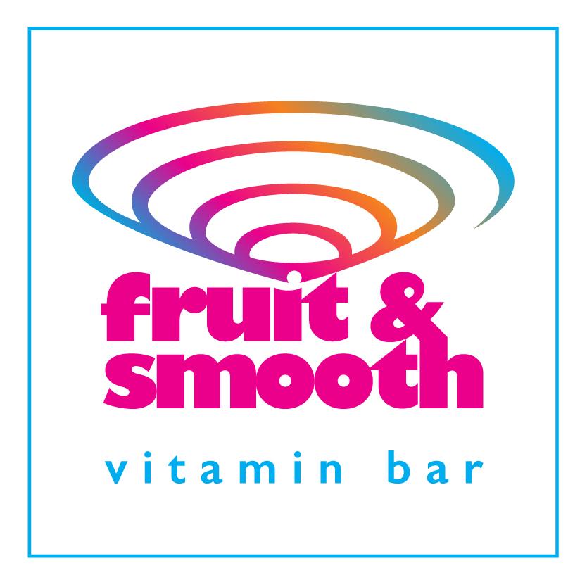 Logo Fruit and Smooth vitamin bar